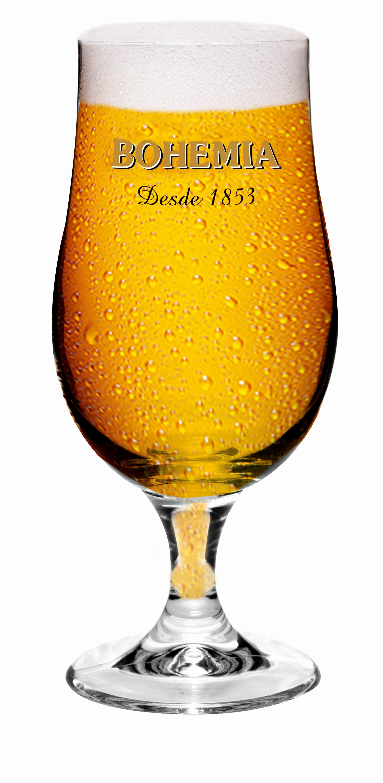 Taça Bohemia para Cerveja Pilsen 380ml