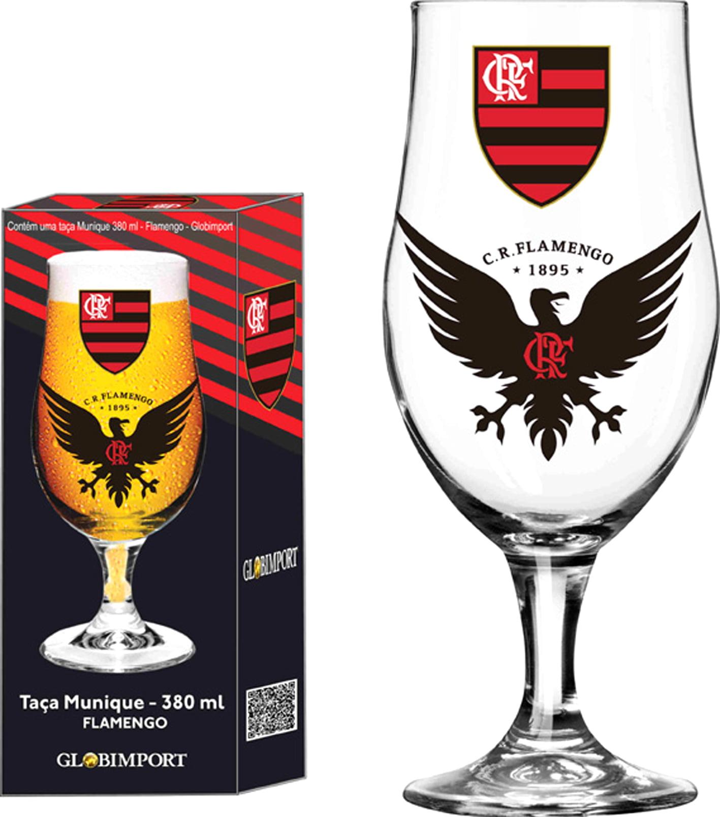 Taça Munique 380ml Flamengo Ururbu