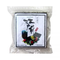 Alga Marinha Nori para Sushi Hoshinori com 100 Folhas - 220 gramas