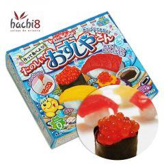Kracie Popin Cookin  para Montar Doce Tanoshii Cake Snack