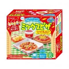 Kracie Popin Cookin para Montar Kit Pizza - 30 gramas