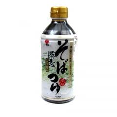 Molho Pronto para Macarrão Japonês Sobá Tsuyu - 500mL