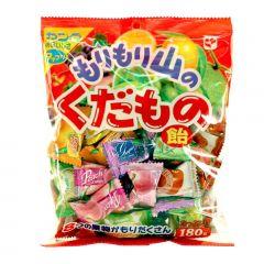 Bala Japonesa Mori-Mori Yama No Kudamono - 172 gramas