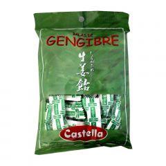 Balas de Gengibre (Choga) Castella - 170 gramas