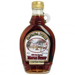 Xarope De Bordo Maple Syrup Natural Canada Pure - 100%