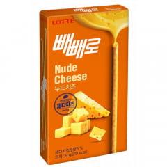 Pepero Biscoito Palito Queijo Cheese Nude - 39g