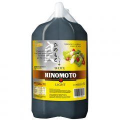Molho de Soja Shoyu Hinomoto Light - 5 L