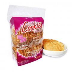 Cookies Sembei sabor Amendoim Satsumaya - 280 gramas
