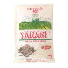 Arroz Branco Yanagi Cateto - 1 Kg