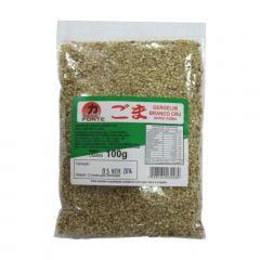 Gergelim Branco Cru Shiro Goma Casa Forte - 100 gramas