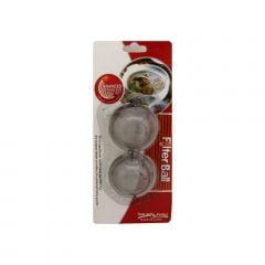 Infusor de Chá e Especiarias Aço Inox Filter Ball - 4,5cm