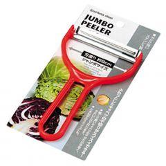 Descascador Japonês Jumbo Peeler - Vermelho