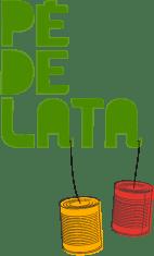 Pé de Lata Brinquedos Logo