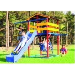 Playground Casinha do Tarzan