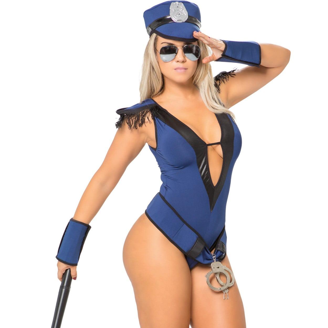 Fantasia Policial Anne