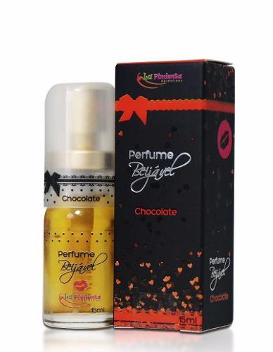 Perfume Beijável Morango 15 ml