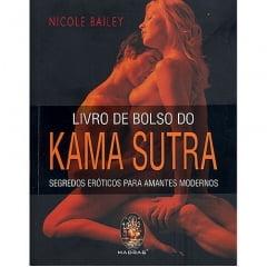 Livro de Bolso do Kama Sutra - Segredos Eróticos para Amantes