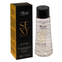 Óleo para Massagem Sensual com Aquecimento Sexy Terapia 35ml