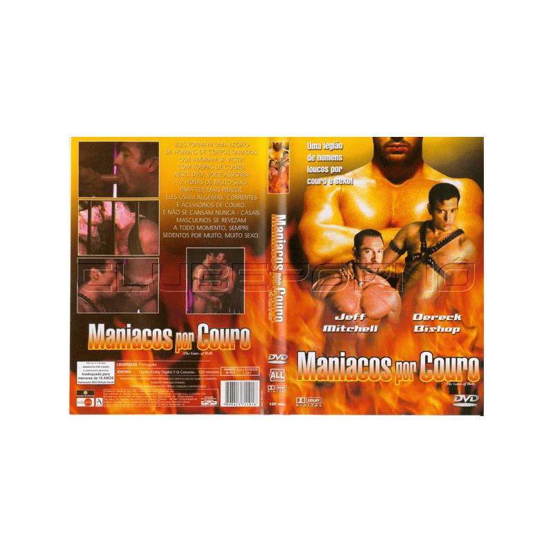 DVD GATES OF HELL - MANÍACOS POR COURO