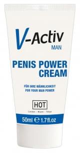 Pênis Power Cream -V-ACTIV - Direto da Alemanha -TOP SELLER