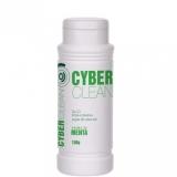 Talco para Cyberskin Kgel Cyber Clean Menta 100g - Talco para limpeza e preservação de brinquedos em cyberskin.
