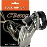 Cinto de castidade masculino - CB 6000 CHROME - A.L.