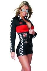 Fantasia Speed Racer Sensual
