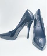 Sapato Pleaser Scarpin Preto