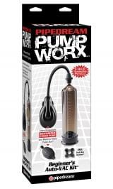 Bomba Peniana Beginners Auto-Vac Kit Pump Worx