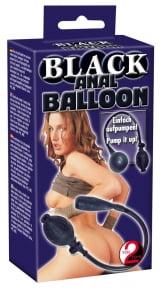 Anal Ballon - Plug Inflável em Latex