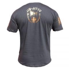 Camiseta Manga Curta Golden Jiu-Jitsu
