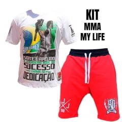 Kit Promocional Eu Amo MMA