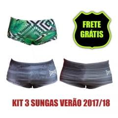 Kit Promocional Sungas Rip Dorey 2018