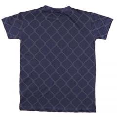 Camiseta Manga Curta Octagon Infantil