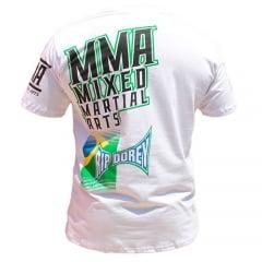 Camiseta Manga Curta MMA Sucesso chama-se dedicação