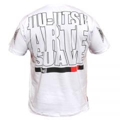 Camiseta Manga Curta Shark Brazilian Black Belt