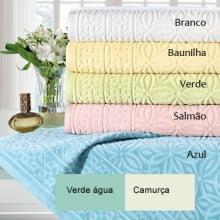 Toalha de Rosto Santista - 510g/m² - Veludo Iris