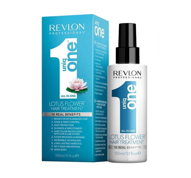 REVLON UNIQ ONE LOTUS FLOWER HAIR TREATMENT - LEAVE-IN - REVLON PROFESSIONAL
