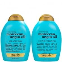 ORGANIX MOROCCAN ARGAN OIL DUO KIT (2 PRODUTOS)